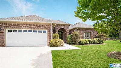 Single Family Home For Sale: 3525 Crossings Cir