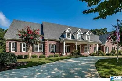 Birmingham Single Family Home For Sale: 8 Turnberry Pl