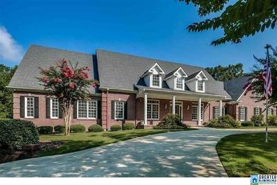 Birmingham AL Single Family Home For Sale: $999,000