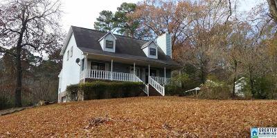 Hueytown Single Family Home For Sale: 3128 Ashwood Rd