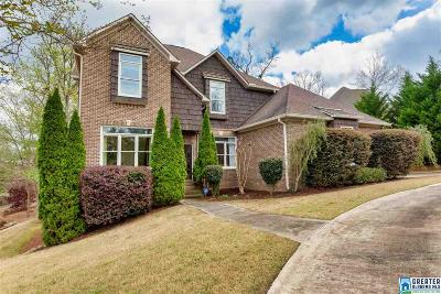 Trussville Single Family Home For Sale: 7631 Barclay Ter