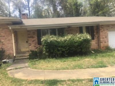 Birmingham Single Family Home For Sale: 519 Greensprings Ave S