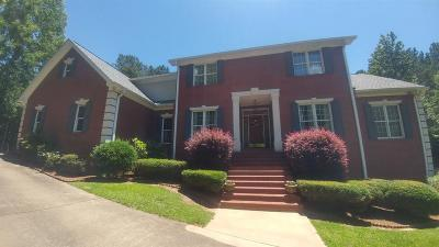Talladega Single Family Home For Sale: 210 S Oak Ln