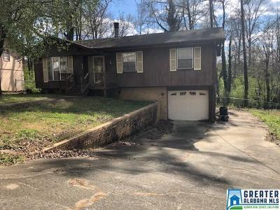 Adamsville Single Family Home For Sale: 512 Westwood Ave