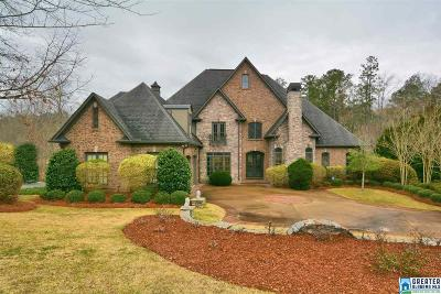 Hoover Single Family Home For Sale: 1309 Cove Lake Cir