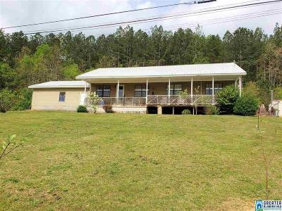 Piedmont Single Family Home For Sale: 2381 Chinch Creek Rd
