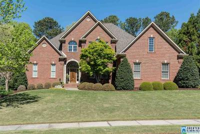 Hoover Single Family Home For Sale: 1258 Lake Trace Cove