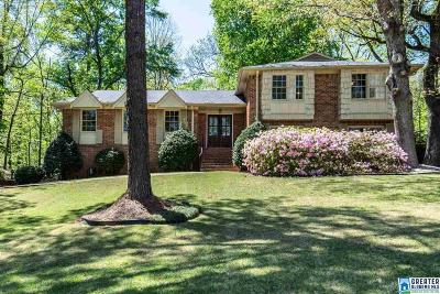 Single Family Home For Sale: 3432 Oakdale Dr