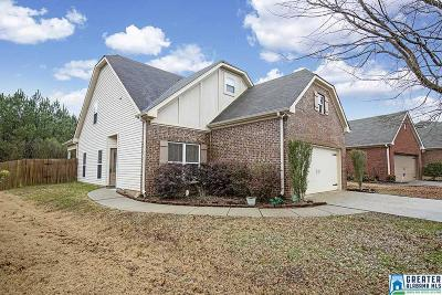 Trussville Single Family Home For Sale: 5207 Promenade Dr