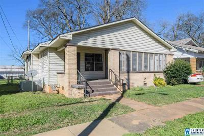 Birmingham Single Family Home For Sale: 2516 15th St