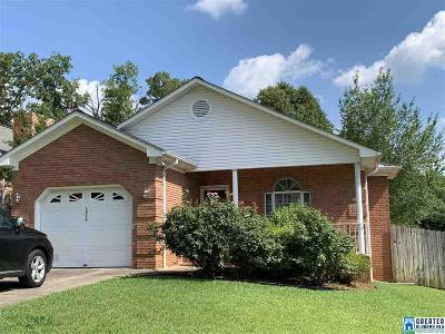 Anniston Single Family Home For Sale: 1512 Holly Berry Way