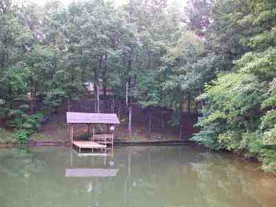 Randolph County, Clay County Residential Lots & Land For Sale: Co Rd 4807