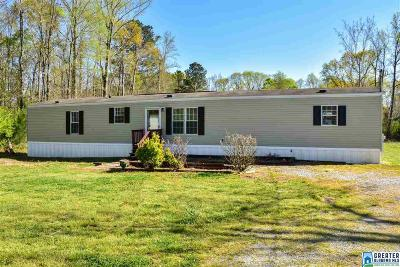 Manufactured Home For Sale: 1602 Alexandria Rd