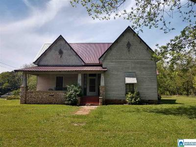 Single Family Home For Sale: Hwy 231