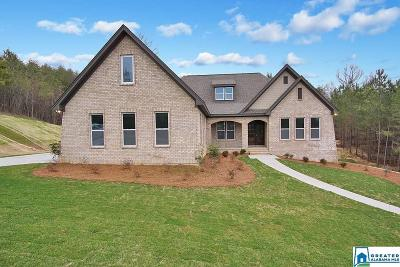 Gardendale Single Family Home For Sale: 5405 Quail Ridge Rd