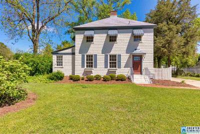 Trussville Single Family Home Coming Soon-No Show: 212 Magnolia St