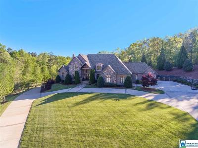 Trussville Single Family Home For Sale: 7702 Deer Trl