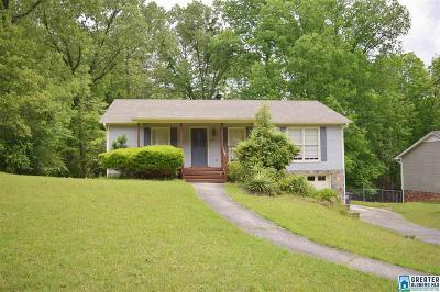 Trussville Single Family Home For Sale: 3117 Cedarbrook Ln