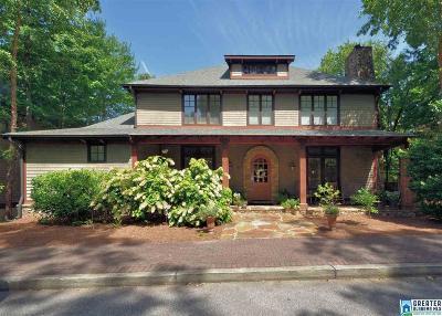 Birmingham Single Family Home For Sale: 83 Burnham St