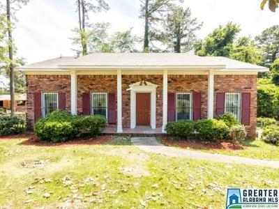 Birmingham Single Family Home For Sale: 51 Merrywood Cir