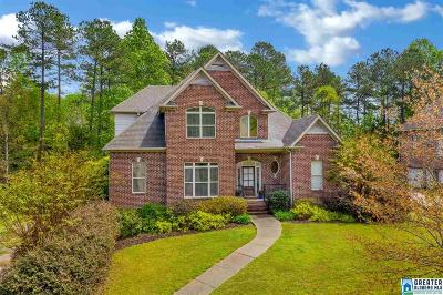 Pelham Single Family Home For Sale: 121 Wild Timber Pkwy