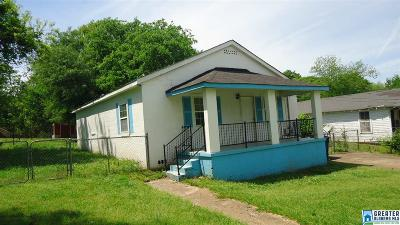 Anniston Single Family Home For Sale: 1908 Dooley Ave