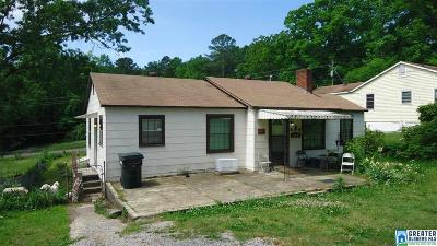 Anniston Single Family Home For Sale: 4644 Saks Rd