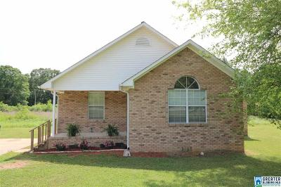 Pell City Single Family Home For Sale: 905 Truss Ferry Rd