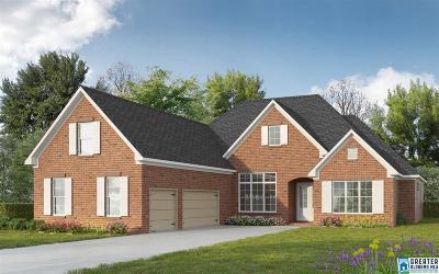Chelsea Single Family Home For Sale: 896 Chelsea Park Trl