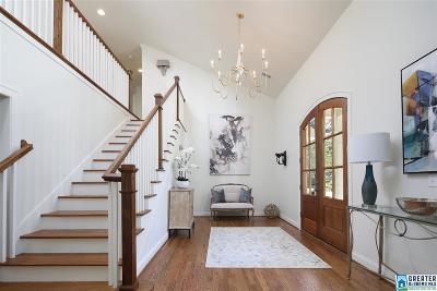 Vestavia Single Family Home For Sale: 2216 Gay Way