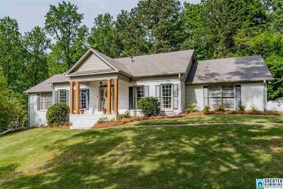 Single Family Home For Sale: 2595 Foothills Dr