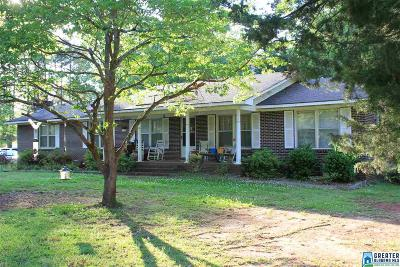 Talladega Single Family Home For Sale: 1405 Nimitz Ave