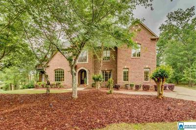Hoover Single Family Home For Sale: 1264 Legacy Dr