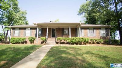 Bessemer Single Family Home For Sale: 2223 Timberlane Dr