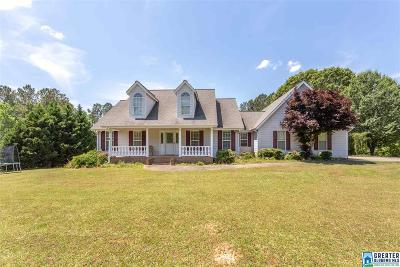 Heflin Single Family Home Contingent: 1560 Evans Bridge Rd
