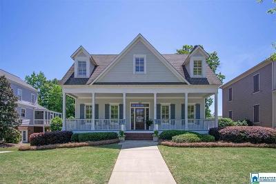 Hoover Single Family Home For Sale: 480 Renaissance Dr