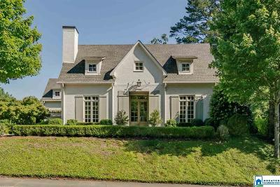 Mountain Brook Single Family Home For Sale: 4026 Montevallo Rd