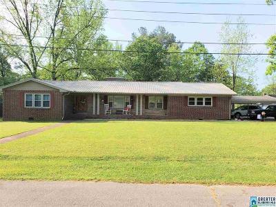 Heflin Single Family Home For Sale: 16 Atkins St