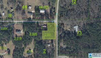 Jacksonville Residential Lots & Land For Sale: Brutonville Rd