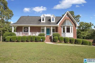 McCalla Single Family Home For Sale: 7880 Genery Trl