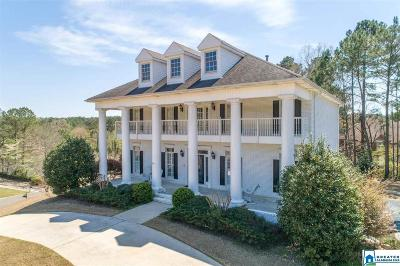 Hoover Single Family Home For Sale: 2557 Inverness Point Dr