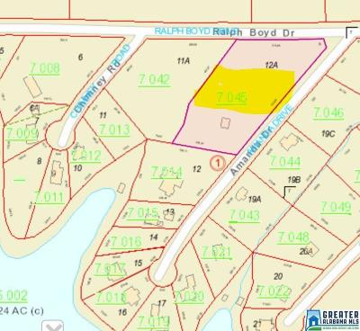 Residential Lots & Land For Sale: Amanda Dr