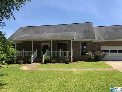 McCalla Single Family Home For Sale: 12711 Tannehill Pkwy