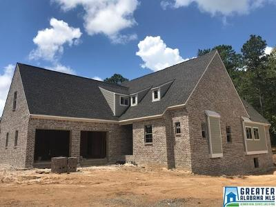 Chelsea Single Family Home For Sale: 145 Willow Branch Ln