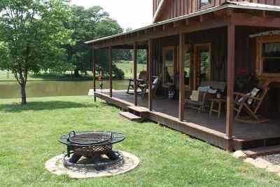 Calhoun County, Chambers County, Clay County, Cleburne County, Coosa County, Randolph County, Talladega County, Tallapoosa County Farm For Sale: 15418 Hwy 77