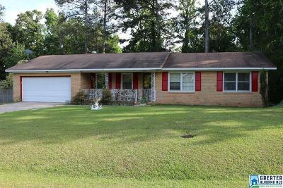 Anniston Single Family Home For Sale: 1010 Vida Dr