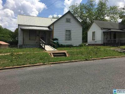 Talladega Single Family Home For Sale: 416 S Spring St