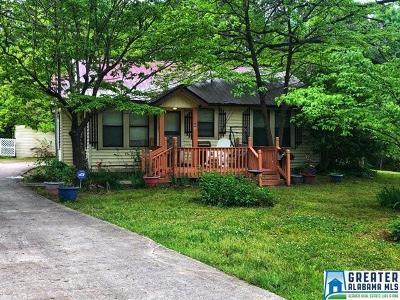 Weaver Single Family Home For Sale: 801 Cedar Springs Rd