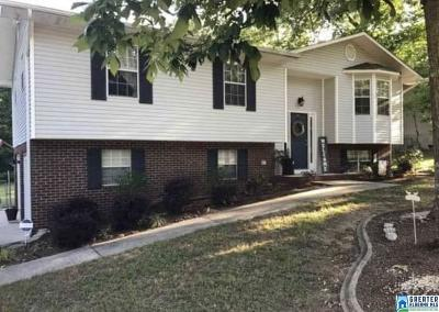 Anniston Single Family Home For Sale: 559 Kingsway Dr