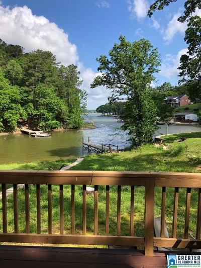 Talladega Single Family Home For Sale: 788 River Bend Cir